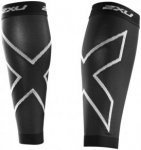 2XU Compression Calf Sleeves Kompression - Schwarz, Gr. S