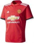 adidas Manchester United Home Replica Jersey - Fußballbekleidung für Jungs - R