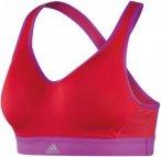 adidas Supernova Bra - Sport BHs für Damen - Rot, Gr. XS
