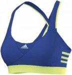 adidas Supernova Bra - Sport BHs für Damen - Blau, Gr. XS