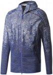 adidas adidas Z.N.E. Pulse Hoodie - Sweatshirts & Hoodies für Herren - Blau, Gr