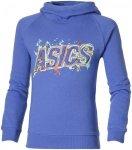 ASICS Graphic Hoodie - Sweatshirts & Hoodies für Mädchen - Blau, Gr. XL
