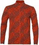 ASICS Lite-Show Winter Jacket - Laufjacken für Herren - Rot, Gr. M