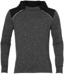 ASICS Thermopolis Hoodie - Sweatshirts & Hoodies für Herren - Grau, Gr. S