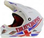 Bluegrass Helm Brave Gr. Helme - Grau, Gr. L