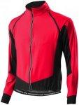 Löffler Bike Zip-Off Jacke Milano WS Superlite - Radjacken für Herren - Rot, G