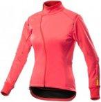 Mavic Aksium Convertible Jacket - Jacken für Damen - Rot, Gr. XL