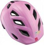 MET Elfo 46-53 cm Kids - Helme für Kinder Unisex - Pink, Gr. Uni