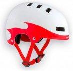 MET Yoyo Kids - Helme für Kinder Unisex - Weiß, Gr. M