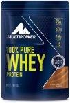 Multipower 100 % Pure Whey Coffee Caramel 450g Sporternährung - Blau, Gr. Uni