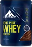 Multipower 100 % Pure Whey Rich Chocolate 450g Sporternährung - Blau, Gr. Uni
