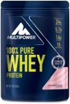 Multipower 100 % Pure Whey Strawberry Splash 450g Sporternährung - Blau, Gr. Un