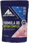 Multipower Fo 80 Evol Strawberry 510 G Sporternährung - Blau, Gr. One Size