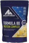 Multipower Formula 80 Evolution Vanilla Cream, 510g Sporternährung - Blau, Gr.