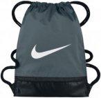 Nike Brasilia Gym Sack Sporttaschen - Grau, Gr. Uni