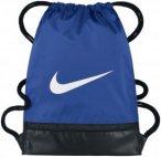 Nike Brasilia Training Gymsack Sporttaschen - Blau, Gr. Uni