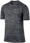 Nike Dry Knit Running Tee - Laufshirts für Herren - Grau, Gr. XL