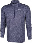 Nike Dry Element Running Top - Laufshirts für Herren - Blau, Gr. XL