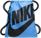 Nike Heritage Gym Sack Sporttaschen - Blau, Gr. One Size