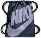 Nike Heritage Gym Sack Sporttaschen - Grau, Gr. One Size