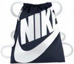 Nike Heritage Gymbag Sporttaschen - Blau, Gr. Uni