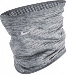 Nike Run Therma Sphere Neck Warmer Kopfbedeckung - Grau, Gr. S-M