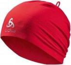 Odlo Hat Move Light Kopfbedeckung - Rot, Gr. One Size