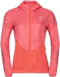 Odlo Jacket Koya Pro - Laufjacken für Damen - Rot, Gr. L