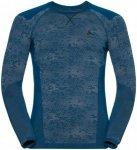 Odlo Shirt L/S Crew Neck Blackcomb Evolution - Funktionsunterwäsche für Herren