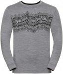 Odlo Shirt L/S Crew Neck Natural Merino - Funktionsunterwäsche für Herren - Gr