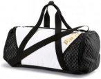 Puma Ambition Barrel Bag - Sporttaschen für Damen - Schwarz, Gr. One Size