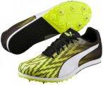 Puma Evospeed Star 5 Junior - Laufschuhe für Kinder Unisex - Gelb, Gr. 35,5