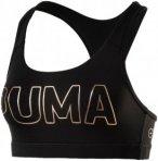 Puma PWRSHAPE Forever - Logo - Sport BHs für Damen - Schwarz, Gr. XS
