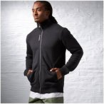 Reebok Elements Track Jacket - Sweatshirts & Hoodies für Herren - Schwarz, Gr.