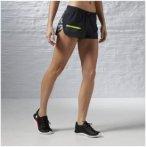 Reebok One Series Running Board Aop - Fitnesshosen für Damen - Grau, Gr. L