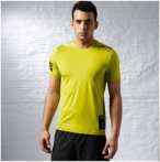Reebok One Series Running Short Sleeve Elevated Tee - Laufshirts für Herren - B