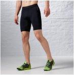 Reebok Spartan Comp Short - Fitnesshosen für Herren - Grau, Gr. S