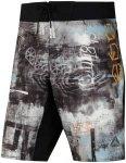 Reebok Spartan Race Board Short - Fitnesshosen für Herren - Grau, Gr. XL