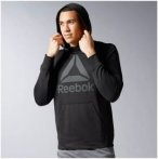Reebok Workout Ready Warm Poly Fleece - Sweatshirts & Hoodies für Herren - Schw