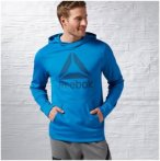 Reebok Workout Ready Warm Poly Fleece - Sweatshirts & Hoodies für Herren - Blau