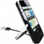 Runtastic Battery Case für I Phone 4/4S Herzfrequenz- & Sportuhren - Schwarz, G