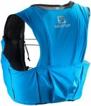 Salomon S-Lab Sense Ultra 8 Set Rucksäcke - Blau, Gr. XL