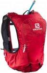 Salomon Skin Pro 10 Rucksäcke - Rot, Gr. Uni