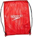 Speedo Equipment Mesh Bag Sporttaschen - Rot, Gr. One Size