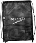 Speedo Equipment Mesh Bag Sporttaschen - Grau, Gr. One Size