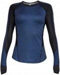 Under Armour Allseason Reactor Run Long Sleeve - Laufshirts für Damen - Blau, G