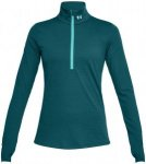 Under Armour Threadborne Streaker Half Zip - Laufshirts für Damen - Blau, Gr. L