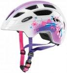Uvex Finale Junior Led - Helme für Kinder Unisex - Pink, Gr. 48-52 cm