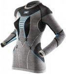 X-Bionic Apani Merino Shirt LS Round Neck - Funktionsunterwäsche für Damen - G