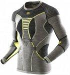 X-Bionic Apani Merino Shirt LS Round Neck - Funktionsunterwäsche für Herren -